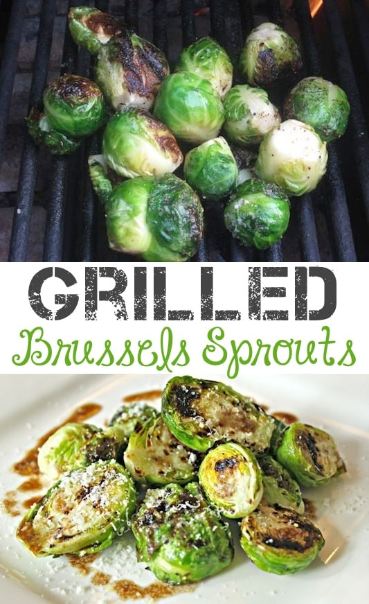 #10. Grilled Brussels Sprouts -- 18 Things You Didn't Know You Could Grill