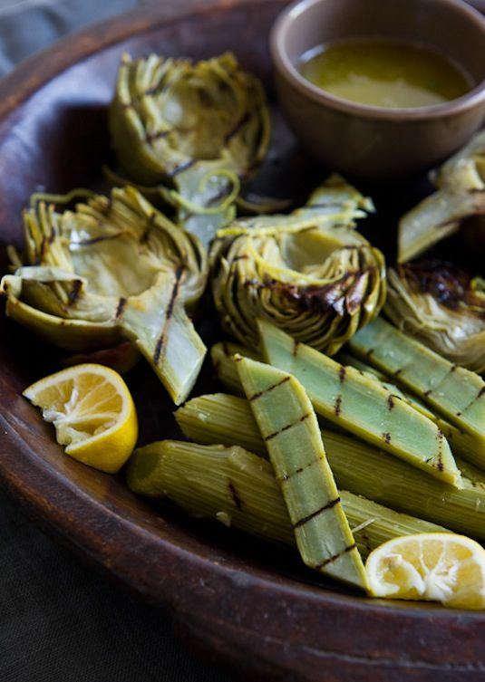 18 Things You Didn't Know You Could Grill | Artichokes