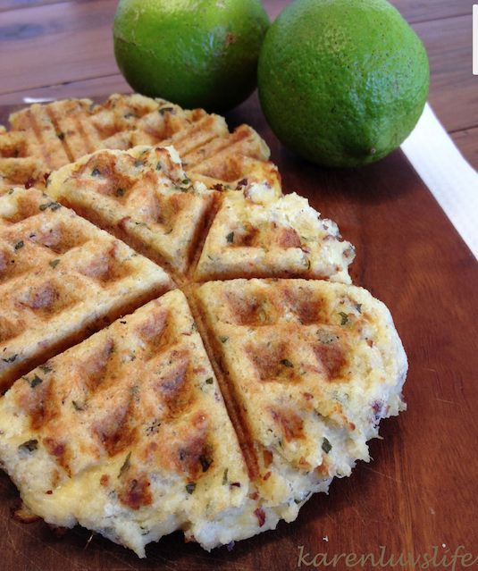 23 Things You Can Cook In A Waffle Iron | Waffle Iron Crab Cakes