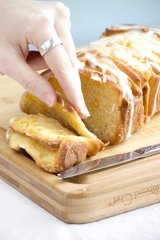 42 Mouthwatering Pull-Apart Recipes | Orange Pull-Apart Bread