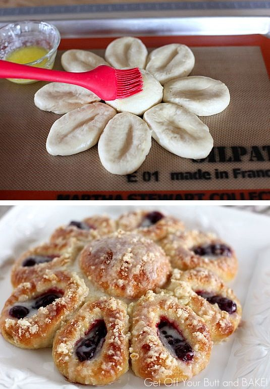 42 Mouthwatering Pull-Apart Recipes | Petal Pull-Aparts