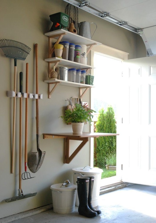 28 Brilliant Ideas | Separate Garden Station