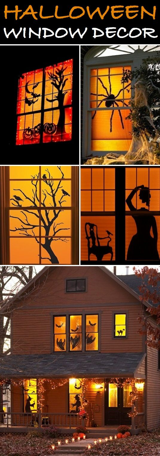 16 easy but awesome homemade halloween decorations with photo tutorials. Black Bedroom Furniture Sets. Home Design Ideas