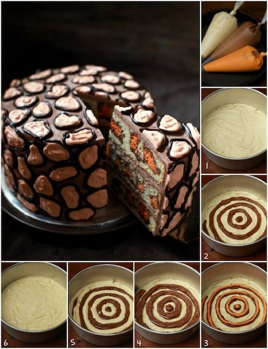 30 SurpriseInside Cake Ideas with pictures recipes