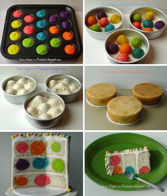 30 Сюрприз-Inside & Cake Лечить Идеи!