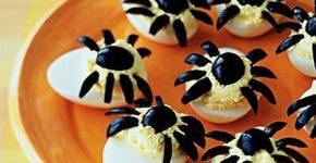 64 Non-Candy Halloween Snack Ideas. The ULTIMATE  list of healthier Halloween treats!!