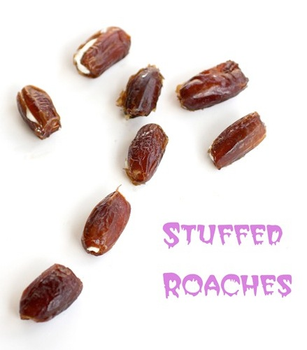 Stuffed roaches creative recipes with cream cheese.