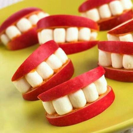 Apple smiles easy fun recipes for kids.