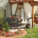 13 Attractive ways to add privacy to your yard and deck!