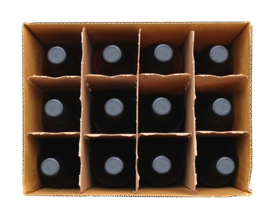 33+ Helpful Moving Tips Everyone Should Know ~ Get free wine box cases from your local restaurants and use them to pack glassware!