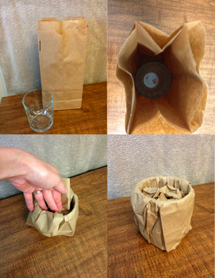 Use paper bags in place of newspaper for glass cups and small bowls! - Lots of clever moving, packing and organizing tips for houses, apartments and out of state or long distance moves! Moving into a new house? Here you will find clever moving hacks everyone should know, including a moving checklist. Listotic.com