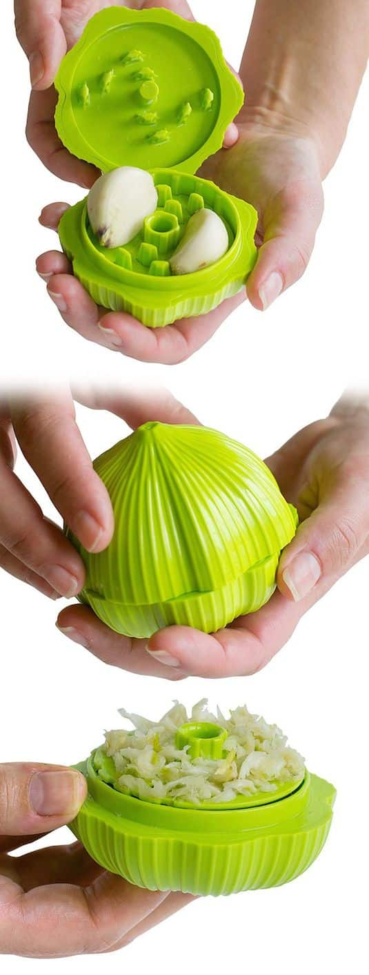 16.-The-Garlic-Chop-50-Useful-Kitchen-Gadgets-You-Didnt-Know-Existed