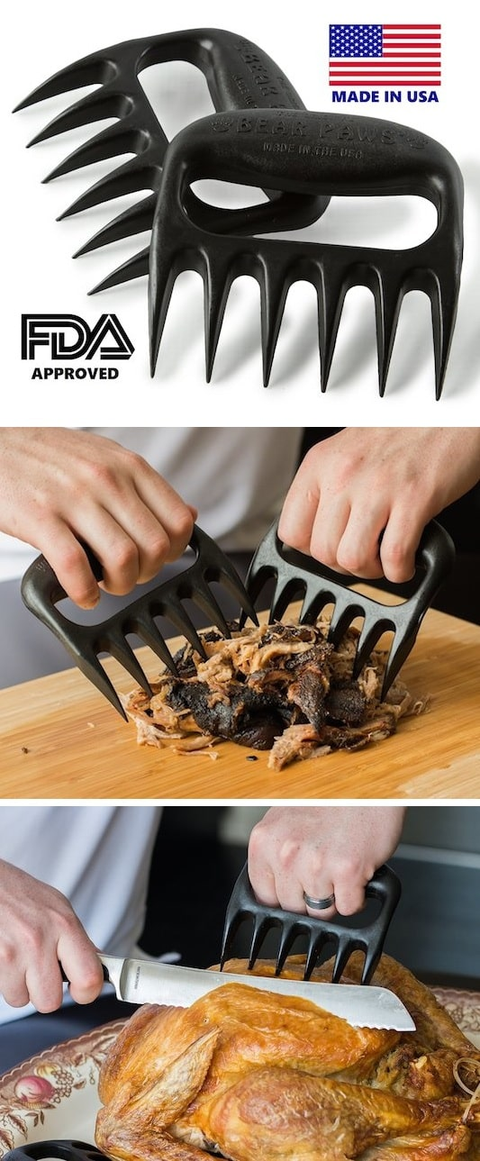 #27. Kitchen Claws -- 50 Useful Kitchen Gadgets You Didn't Know Existed