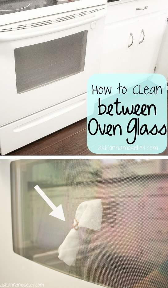 Cleaning Oven Door Glass Microwave Oven Door Inside