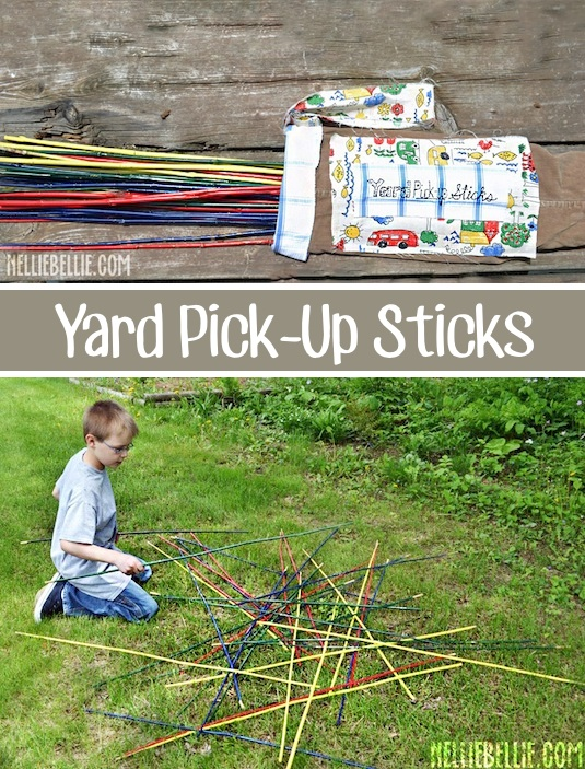32 Of The Best DIY Backyard Games You Will Ever Play -- I remember this game! Here is the giant version... how fun!