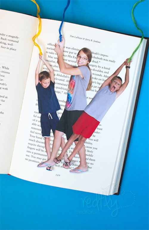 Great DIY gift idea for grandparents! Homemade, personalized book marks. Easy DIY cheap gift ideas for Christmas, birthdays, boyfriends, girlfriends, family, friends and more! These simple, last minute crafts and projects make for special gifts anyone can do! Creative ideas to sell too! Listotic.com