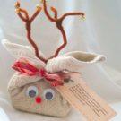 Washcloth gift idea.