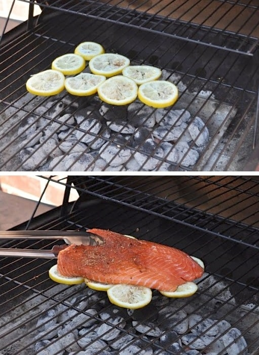 The best way to cook fish on the grill! Use sliced lemons! Lots of food, cooking and kitchen tips here! Life hacks everyone should know. Listotic.com