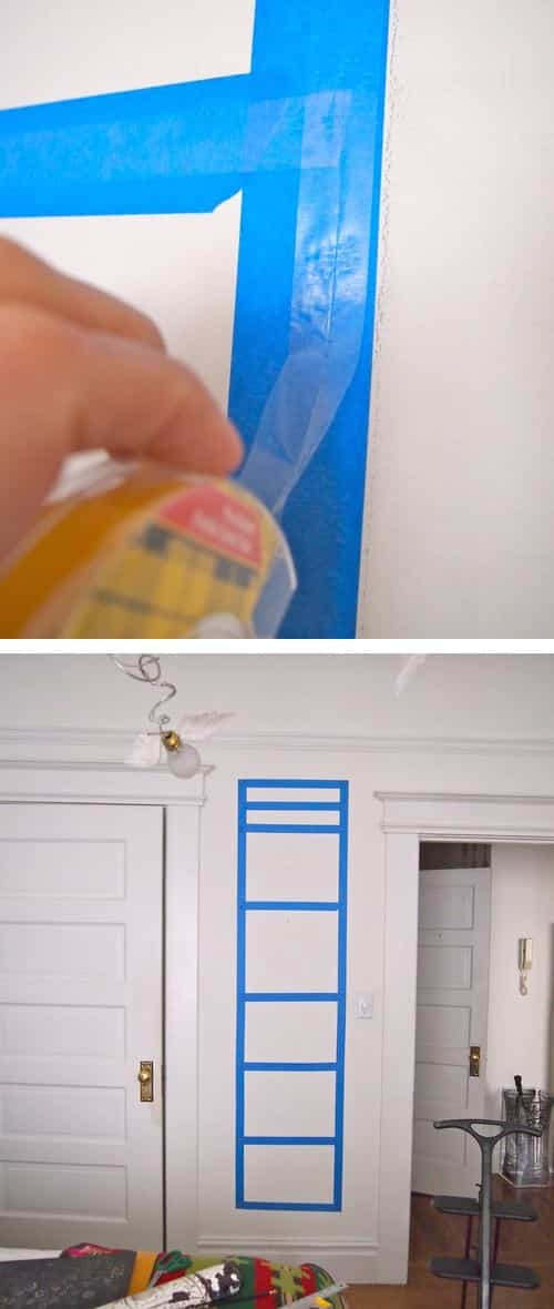 The best way to hang a poster! -- Clever DIY life hacks every girl should know! For organization, crafts, ideas, beauty, school, home or just little tips and tricks that will make your life easier. Listotic.com