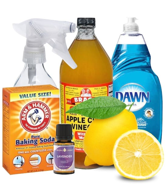everyday household cleaning ingredients homemade easily listotic less cleaner cleaners using stuff awesome probably
