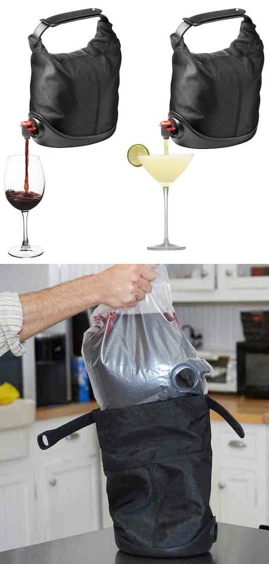 #16. Wine and Beverage Tote -- 17 Awesome Products That Will Make This Your Best Summer Ever
