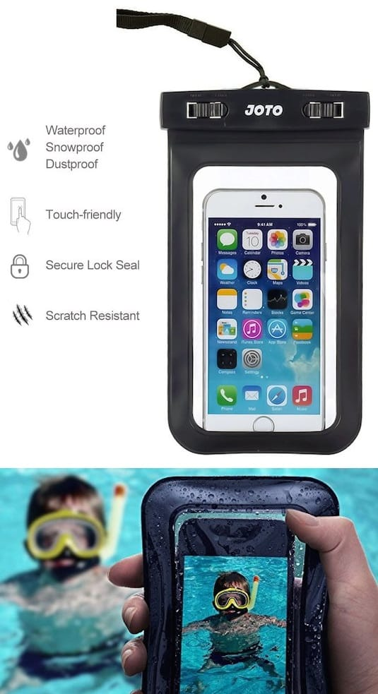 #3. Waterproof Phone Case -- 17 Awesome Products That Will Make This Your Best Summer Ever