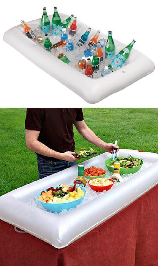 #6. Inflatable Serving Bar -- 17 Awesome Products That Will Make This Your Best Summer Ever