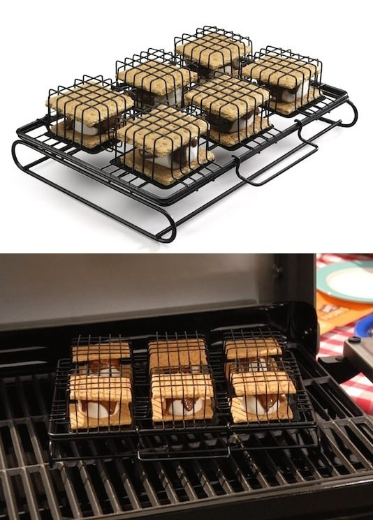 #8. BBQ S'mores Maker -- 17 Awesome Products That Will Make This Your Best Summer Ever