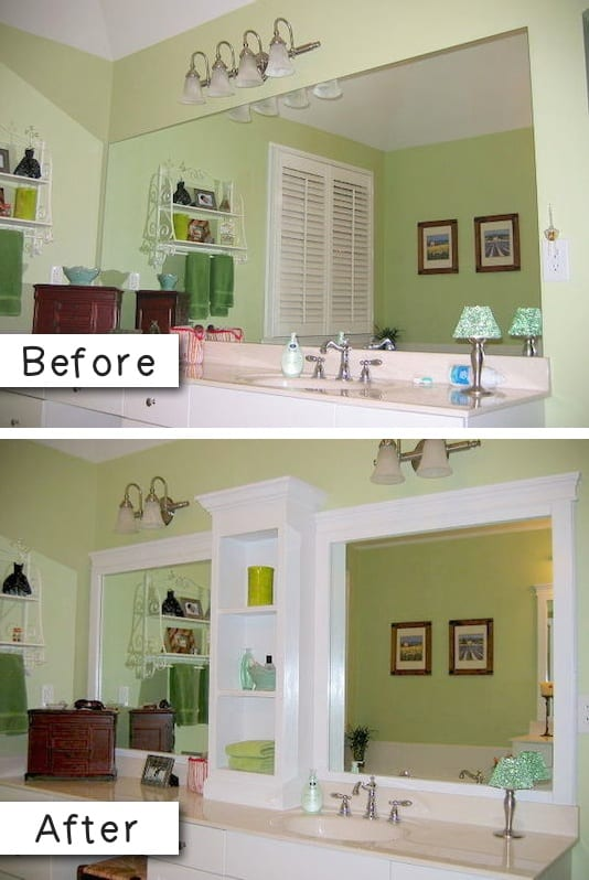 Easy Diy Remodeling Ideas On A Budget Before And After Photos