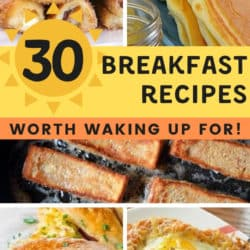 mouth watering breakfast recipes
