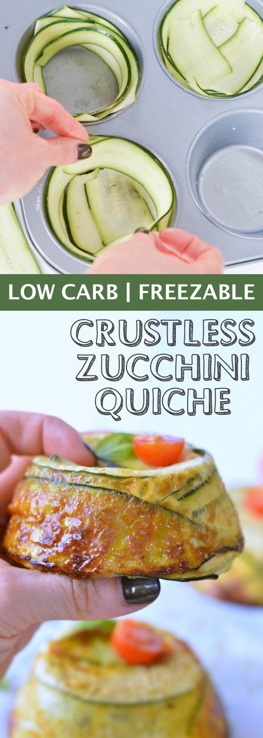 Low Carb Muffin Tin Breakfast Idea -- Quick, fast and easy breakfast recipe ideas for a crowd (brunches and potlucks)! Some of these are make ahead, some are healthy, and some are simply amazing! Everything from eggs to crockpot casseroles! Your mornings just got a little better. Listotic.com