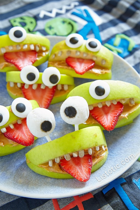 15 Super Cute Halloween Treats To Make For Kids and Adults - Easy ...