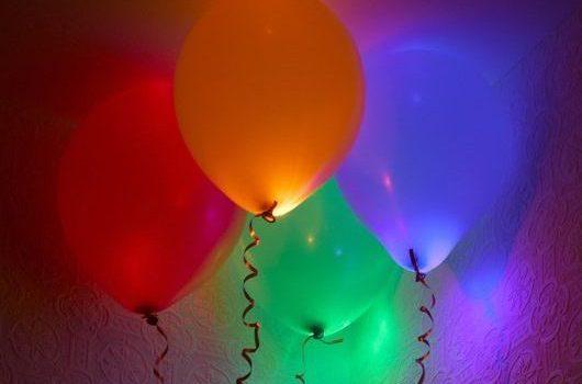 20 Cool Glow Stick Ideas