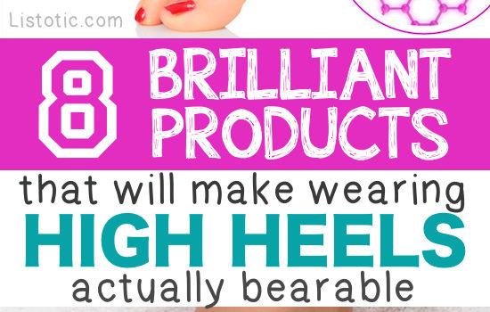 8 Products That Will Make Wearing High Heels Actually Bearable