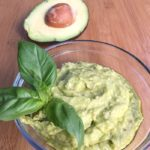 Easy Basil Pesto Avocado Cream Sauce