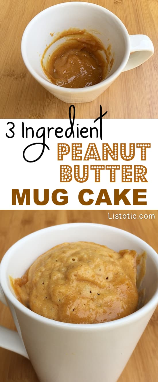 Mug Cake No Egg Recipe