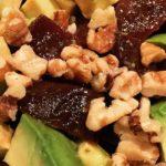 Avocado Beet Detox Salad