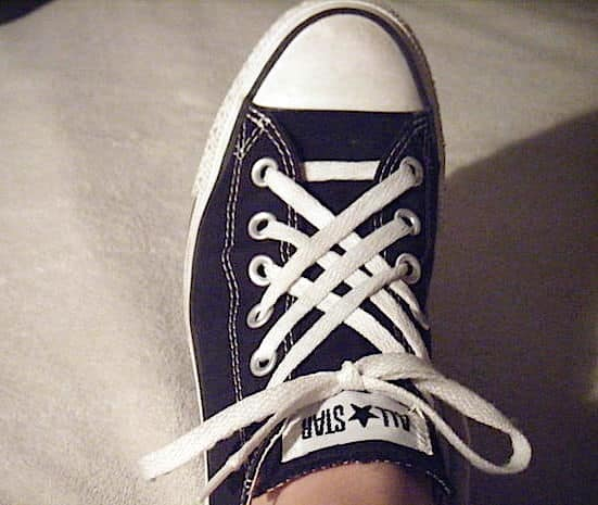 5 Cool Ways To Tie Your Shoes easy fun
