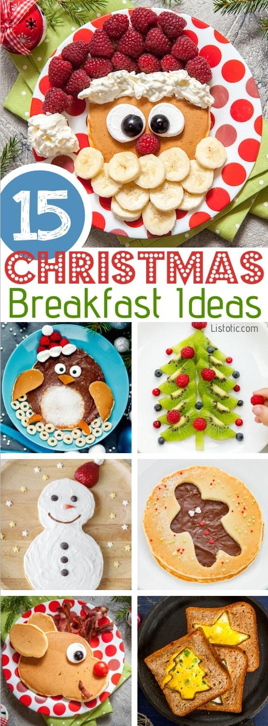 Christmas Ideas For Kids To Make.15 Fun Easy Christmas Breakfast Ideas For Kids
