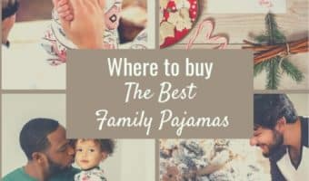 Where to buy best family pajamas.