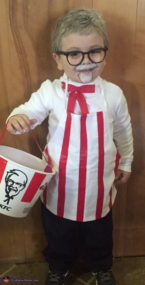 30 Easy Diy Costumes For Kids Boys And S Homemade Colonel