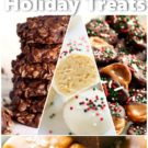 14+ Heavenly Holiday Treats. Quick, easy Christmas candy and treats the whole family will enjoy.