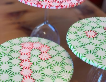 Holiday Mint Plates. Pick your pattern. Quick and easy!