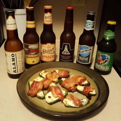 Date night idea to sample a variety of beers is a way to save money and stay home this Valentine's day