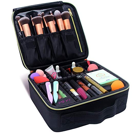 Perfect for teens.  Load up a makeup bag with candy or makeup for Easter.