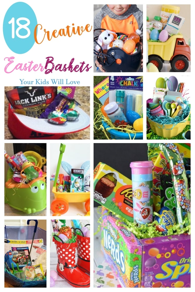 Creative Easter Basket Alternative Ideas