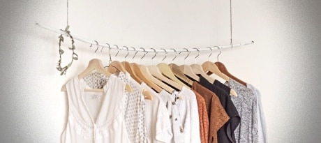 Closet organization systems can show you best practices for hanging shirts, using closet organizer shelves, utilize baskets, declutter small spaces and keep you tidying up the Marie Kondo way.
