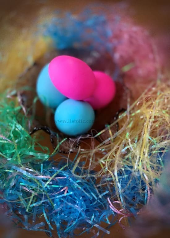 Dyed Easter Eggs in the Instant Pot – just 8 minutes
