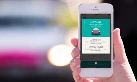 Lyft matches drivers and passengers who request a ride through the ridesharing app allowing them to pay automatically through the app while getting passengers to their destinations.
