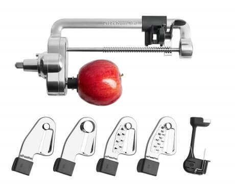 Kitchenaid apple corer and slicer.